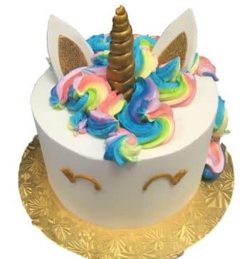 unicorn cakes milwaukee