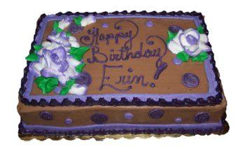 Birthday Cakes Milwaukee Brookfield Wauwatosa West Allis Waukesha