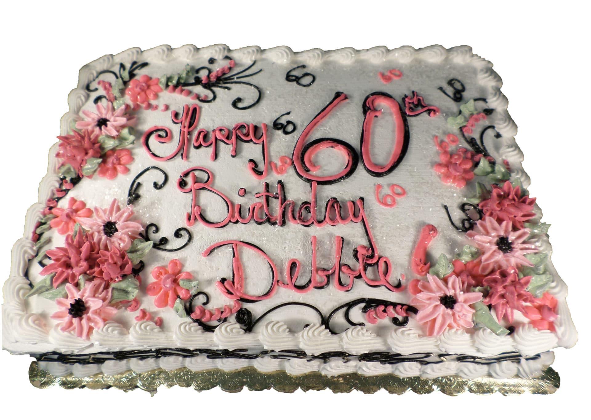 Birthday Cake 21 Aggies Bakery Cake Shop