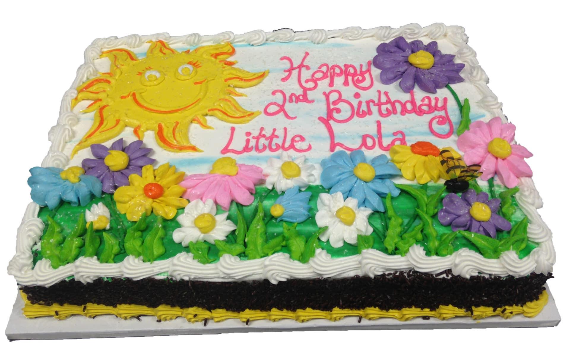 Birthday Cake 32 Aggies Bakery Cake Shop