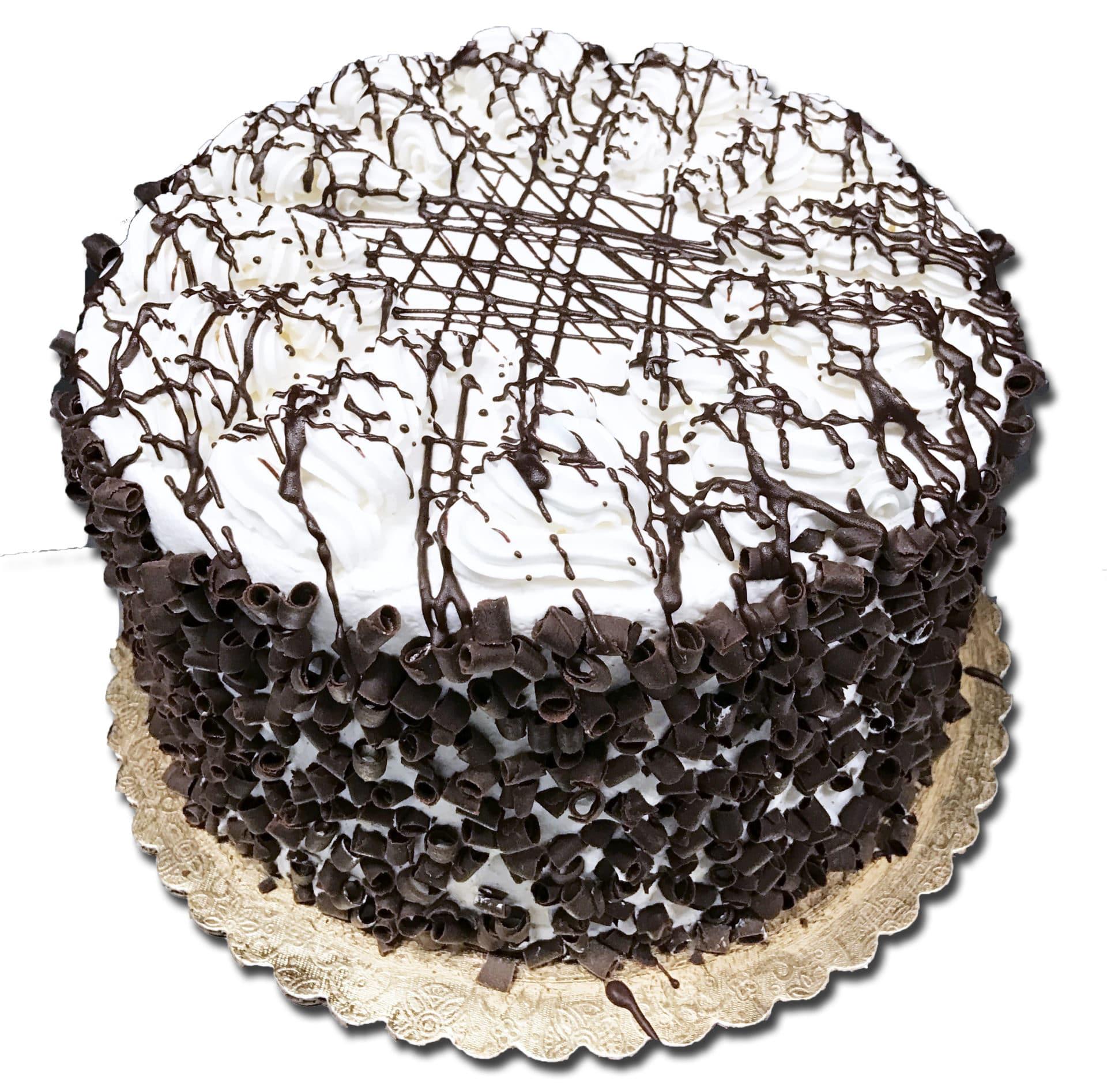 Aggies Baileys Irish Cream Torte