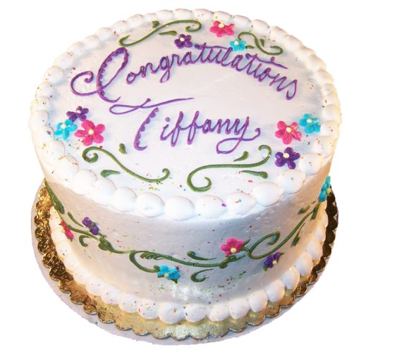 Congratulations Cake 3 Aggie S Bakery Amp Cake Shop
