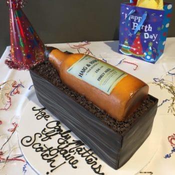 scotch birthday cake