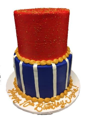tiered cakes milwaukee