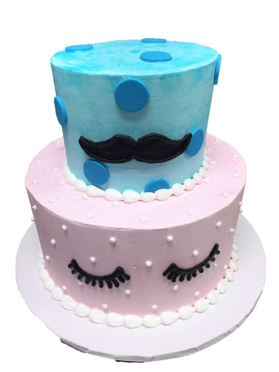 tiered cakes
