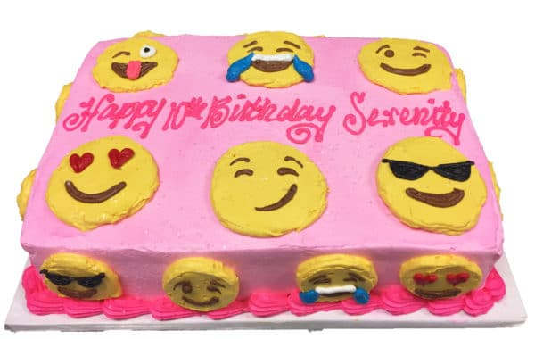 Birthday Cake 129 Emoji