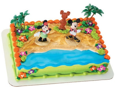 KCC Mickey Mouse Friends Luau Party 15015
