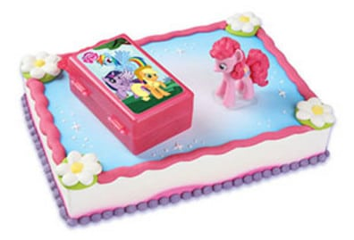 Kids And Character Cake My Little Pony Pinkie Pie Carrying Case 38270