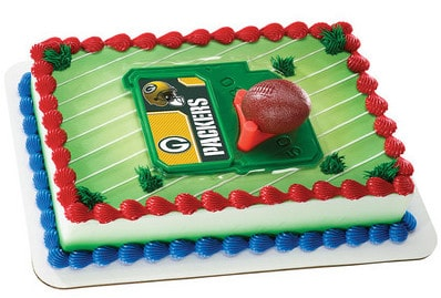 KCC-NFL Green Bay Packers Football & Tee 17521
