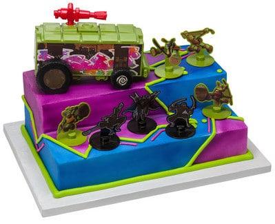 Kids And Character Cake Teenage Mutant Ninja Turtles Stomp