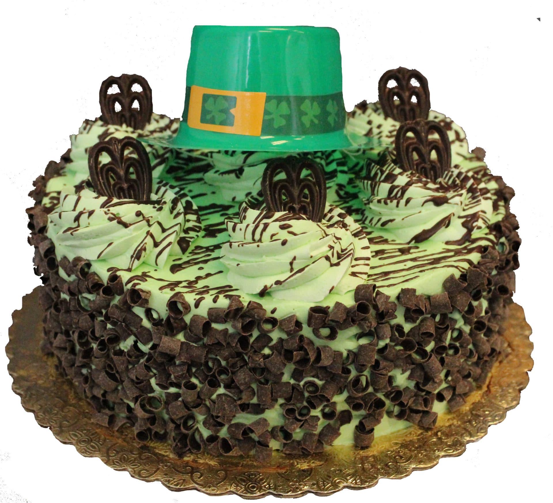 Outstanding 8 Baileys Irish Cream Torte Aggies Bakery Cake Shop Personalised Birthday Cards Veneteletsinfo