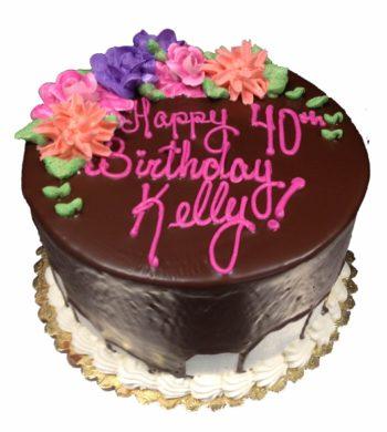 Birthday Cake Image Photo