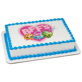 Kids And Character Cake Best Friends Forever 21669