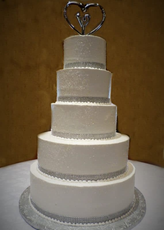 Wedding Cake Simply Aggie S Smooth 3 Aggie S Bakery Cake Shop
