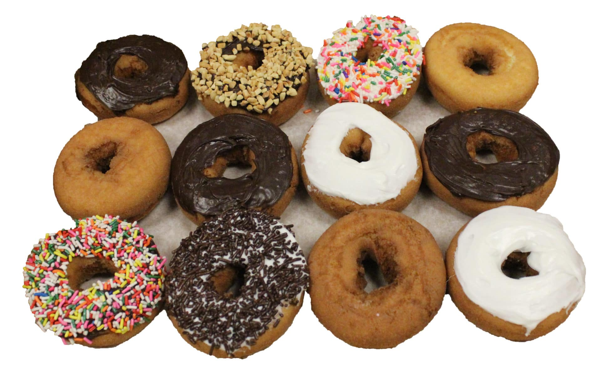 Image result for platter of assorted donuts