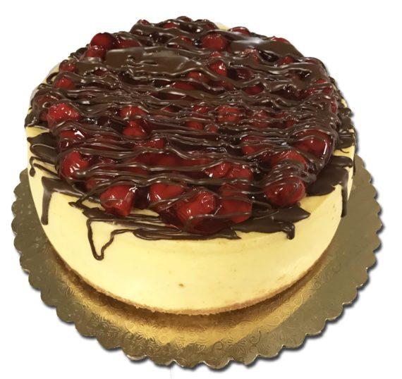 chocolate-cherry-cheesecake