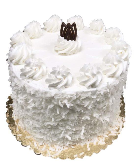coconut torte