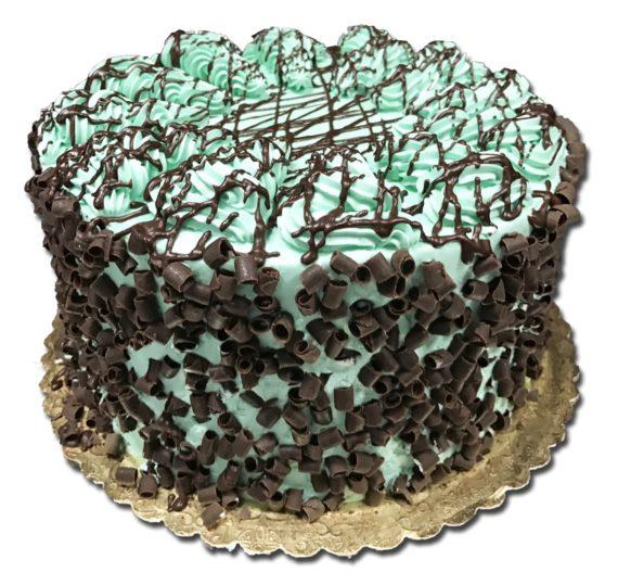 mint torte