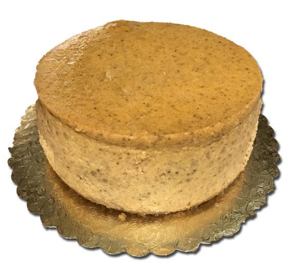 Pumpkin Cheesecake - Aggie's Bakery & Cake Shop