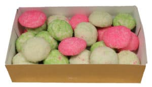 sugar cookie box open