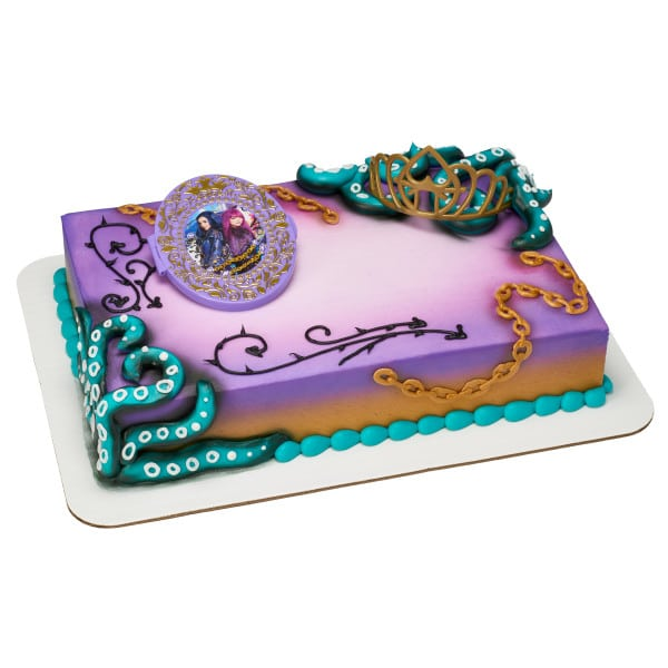 Super Kids And Character Cake Disney Descendants 2 Rock This Style 21666 Funny Birthday Cards Online Elaedamsfinfo