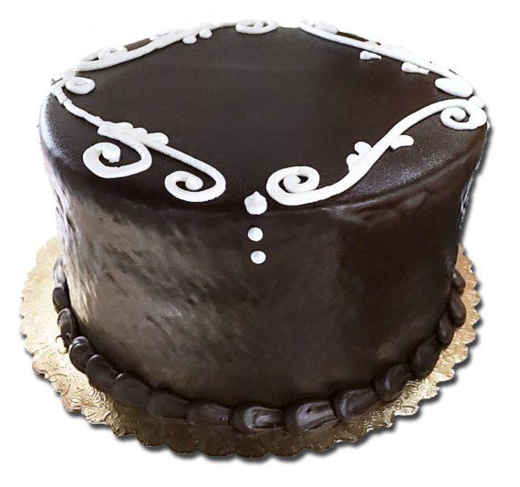 tuxedo torte