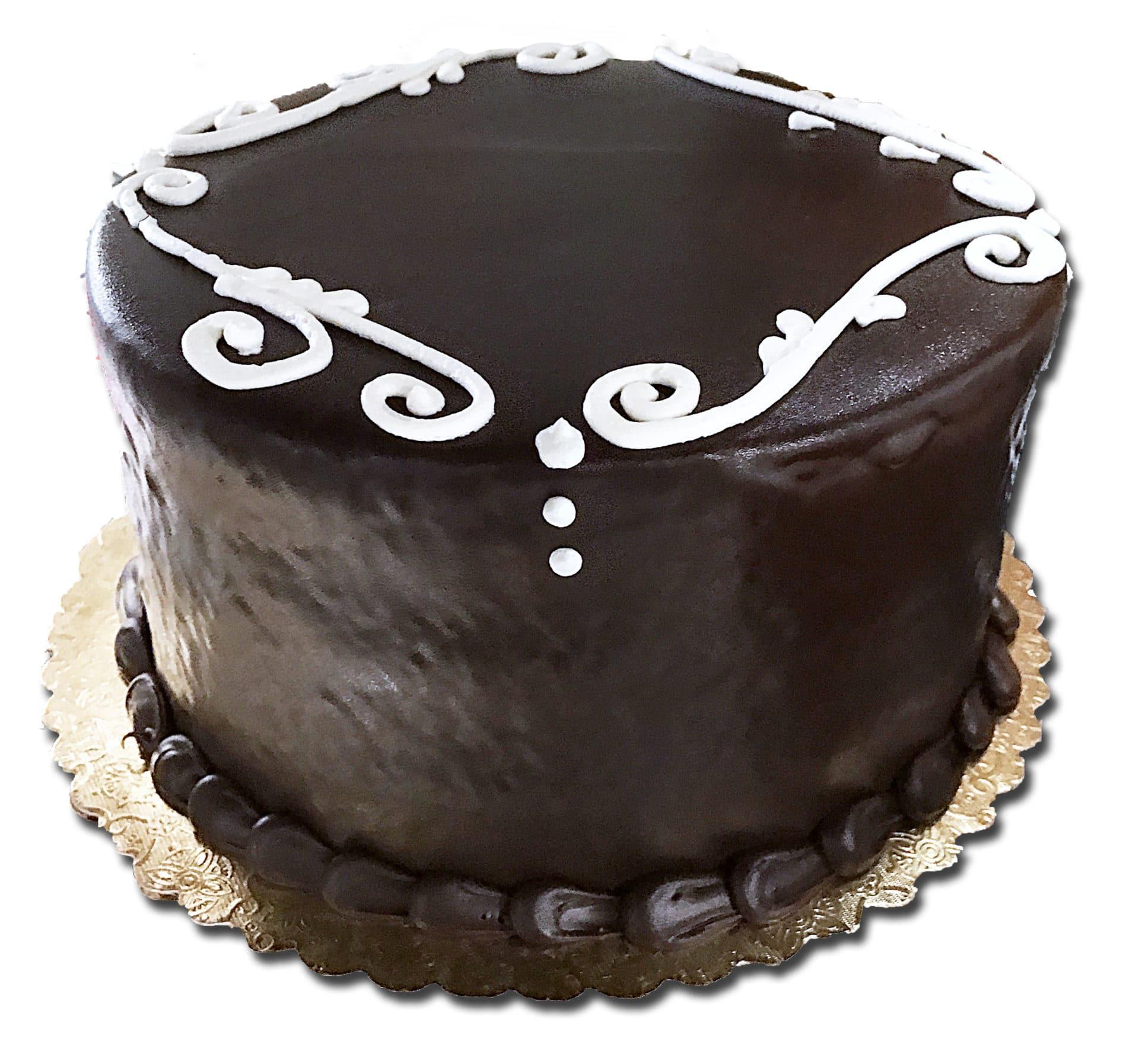 Aggies Tuxedo French Cream Torte